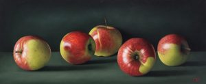 Apples by twilight